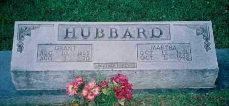ARNOLD HUBBARD, MARTHA JANE - Weakley County, Tennessee | MARTHA JANE ARNOLD HUBBARD - Tennessee Gravestone Photos