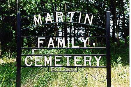*MARTIN FAMILY CEMETERY,  - Weakley County, Tennessee |  *MARTIN FAMILY CEMETERY - Tennessee Gravestone Photos