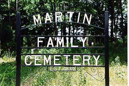 *MARTIN FAMILY CEMETERY,  - Weakley County, Tennessee |  *MARTIN FAMILY CEMETERY - Tennessee Gravestone Photos