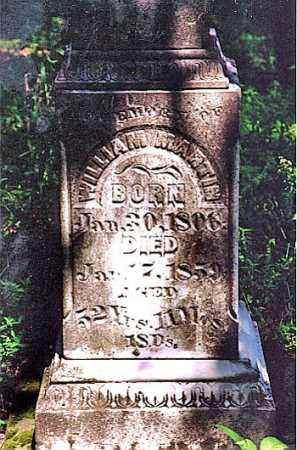 MARTIN, WILLIAM - Weakley County, Tennessee | WILLIAM MARTIN - Tennessee Gravestone Photos