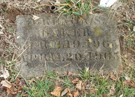 BAKER, BRENDA SUE - White County, Tennessee | BRENDA SUE BAKER - Tennessee Gravestone Photos