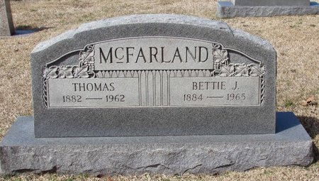 MCFARLALND, THOMAS - Wilson County, Tennessee | THOMAS MCFARLALND - Tennessee Gravestone Photos