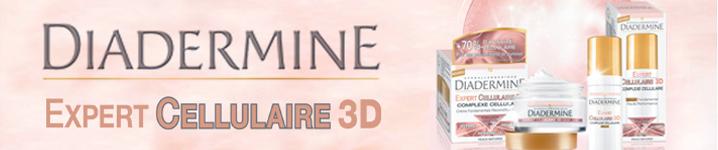De quoi est composée la gamme Expert Cellulaire 3D ?