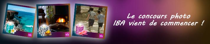 Concours photo IBA