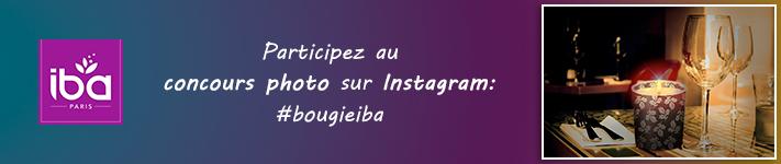 Concours photo sur Instagram