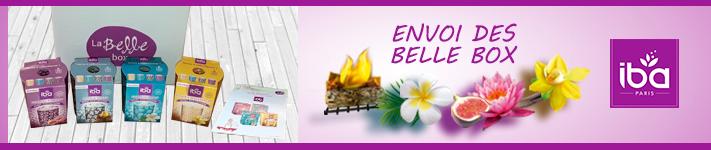 Les Belle Box Iba bougie «effet photophore» seront bientôt chez vous!