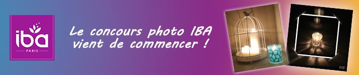 Deuxième concours photo IBA