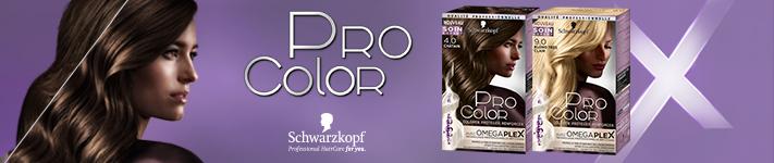 PRO COLOR, une technologie unique qui redéfinit les règles de la coloration à domicile !