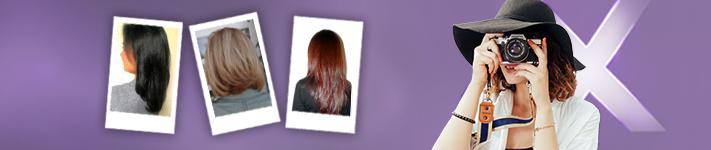 Préparons ensemble un book photo avant /après coloration !