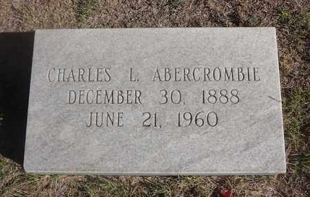 ABERCROMBIE, CHARLES LAWRENCE - Archer County, Texas   CHARLES LAWRENCE ABERCROMBIE - Texas Gravestone Photos