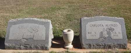 VALDEZ ALONZO, AURELIO - Archer County, Texas | AURELIO VALDEZ ALONZO - Texas Gravestone Photos