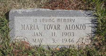 ALONZO, MARIA - Archer County, Texas | MARIA ALONZO - Texas Gravestone Photos
