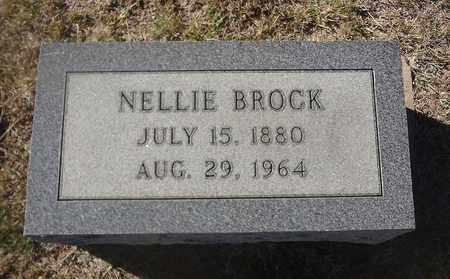 BROCK, NELLIE - Archer County, Texas | NELLIE BROCK - Texas Gravestone Photos