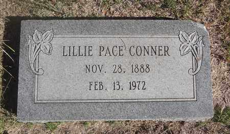 PACE CONNER, LILLIE - Archer County, Texas | LILLIE PACE CONNER - Texas Gravestone Photos