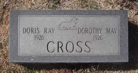 CROSS, DOROTHY MAY - Archer County, Texas | DOROTHY MAY CROSS - Texas Gravestone Photos