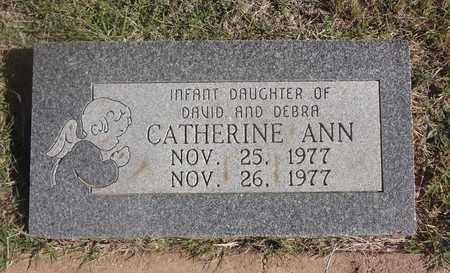 CRUTCHER, CATHERINE ANN - Archer County, Texas   CATHERINE ANN CRUTCHER - Texas Gravestone Photos