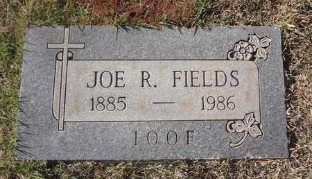 FIELDS, JOE R - Archer County, Texas | JOE R FIELDS - Texas Gravestone Photos