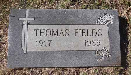 FIELDS, THOMAS ELWOOD - Archer County, Texas | THOMAS ELWOOD FIELDS - Texas Gravestone Photos