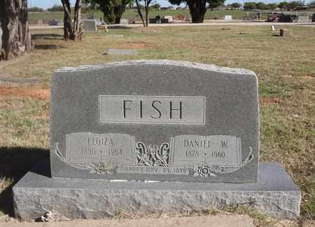 FISH, DANIEL W. - Archer County, Texas   DANIEL W. FISH - Texas Gravestone Photos