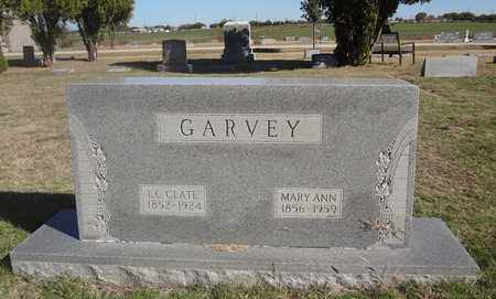 WATERS GARVEY, MARY ANN - Archer County, Texas | MARY ANN WATERS GARVEY - Texas Gravestone Photos