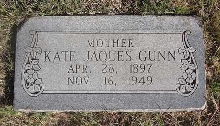 GUNN, KATE - Archer County, Texas | KATE GUNN - Texas Gravestone Photos