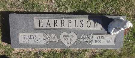 HARRELSON, EVERETT JEROME - Archer County, Texas | EVERETT JEROME HARRELSON - Texas Gravestone Photos