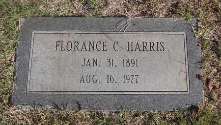HARRIS, FLORENCE ANN - Archer County, Texas | FLORENCE ANN HARRIS - Texas Gravestone Photos