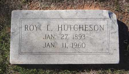 HUTCHESON, ROY L - Archer County, Texas | ROY L HUTCHESON - Texas Gravestone Photos