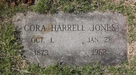 JONES, CORA - Archer County, Texas | CORA JONES - Texas Gravestone Photos