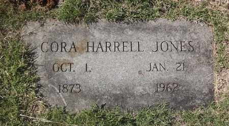 JONES, CORA - Archer County, Texas | CORA JONES - Texas Gravestone Photos
