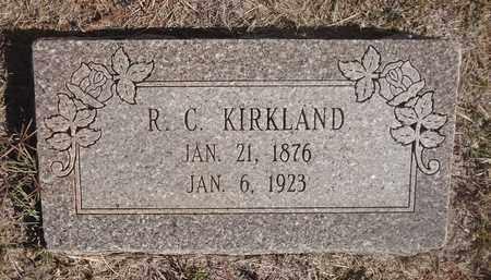 KIRKLAND, RICHARD COLE - Archer County, Texas   RICHARD COLE KIRKLAND - Texas Gravestone Photos