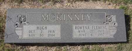 MCKINNEY, HUGH - Archer County, Texas | HUGH MCKINNEY - Texas Gravestone Photos