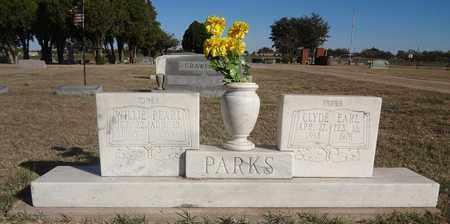 MCBROOM PARKS, WILLIE PEARL - Archer County, Texas | WILLIE PEARL MCBROOM PARKS - Texas Gravestone Photos