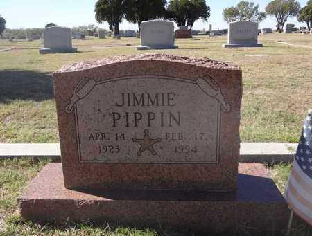 PIPPIN, JIMMIE - Archer County, Texas | JIMMIE PIPPIN - Texas Gravestone Photos