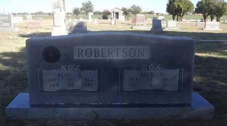 ROBERTSON, RUBY - Archer County, Texas   RUBY ROBERTSON - Texas Gravestone Photos