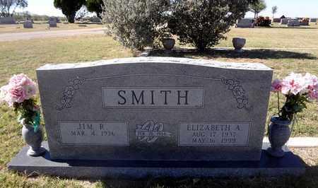 SMITH, ELIZABETH A - Archer County, Texas   ELIZABETH A SMITH - Texas Gravestone Photos