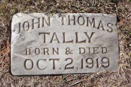 TALLY, JOHN  THOMAS - Archer County, Texas | JOHN  THOMAS TALLY - Texas Gravestone Photos