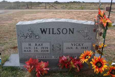 WILSON, H RAY - Archer County, Texas | H RAY WILSON - Texas Gravestone Photos