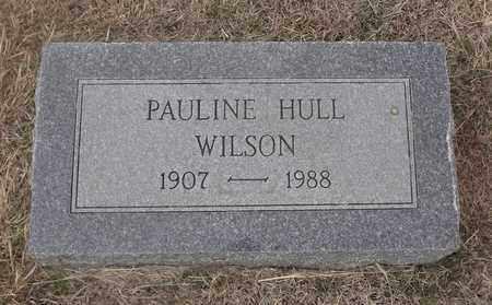 WILSON, PAULINE - Archer County, Texas | PAULINE WILSON - Texas Gravestone Photos