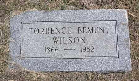 WILSON, TORRENCE BEMENT - Archer County, Texas | TORRENCE BEMENT WILSON - Texas Gravestone Photos