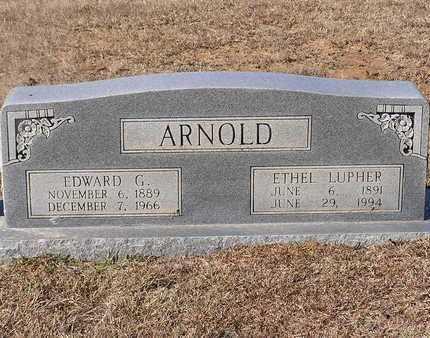ARNOLD, ETHEL LUPHER - Bowie County, Texas | ETHEL LUPHER ARNOLD - Texas Gravestone Photos
