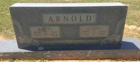 ARNOLD, HARLEY - Bowie County, Texas | HARLEY ARNOLD - Texas Gravestone Photos