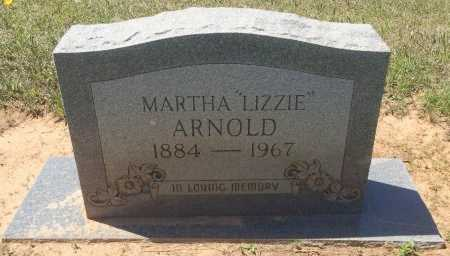 ARNOLD, MARTHA - Bowie County, Texas | MARTHA ARNOLD - Texas Gravestone Photos