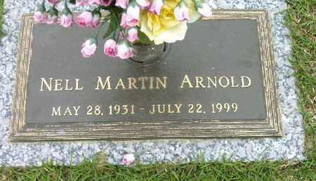 ARNOLD, NELL - Bowie County, Texas | NELL ARNOLD - Texas Gravestone Photos
