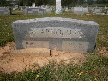ARNOLD, MAY R - Bowie County, Texas | MAY R ARNOLD - Texas Gravestone Photos