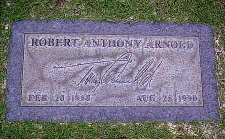 ARNOLD, ROBERT ANTHONY - Bowie County, Texas | ROBERT ANTHONY ARNOLD - Texas Gravestone Photos