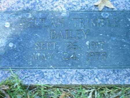 BAILEY, BEULAH - Bowie County, Texas   BEULAH BAILEY - Texas Gravestone Photos