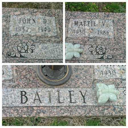 BAILEY, JOHN D - Bowie County, Texas   JOHN D BAILEY - Texas Gravestone Photos