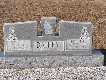 BAILEY, WALTER L - Bowie County, Texas | WALTER L BAILEY - Texas Gravestone Photos