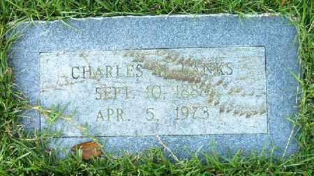 BANKS, CHARLES M. - Bowie County, Texas | CHARLES M. BANKS - Texas Gravestone Photos